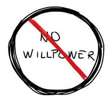 nowillpower