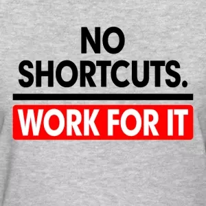no-shortcuts-work-for-it-gym-workout-success-women-s-t-shirts-women-s-t-shirt
