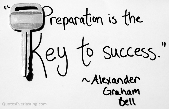 Preparation-is-the-key-to-success.-Alexander-Graham-Bell