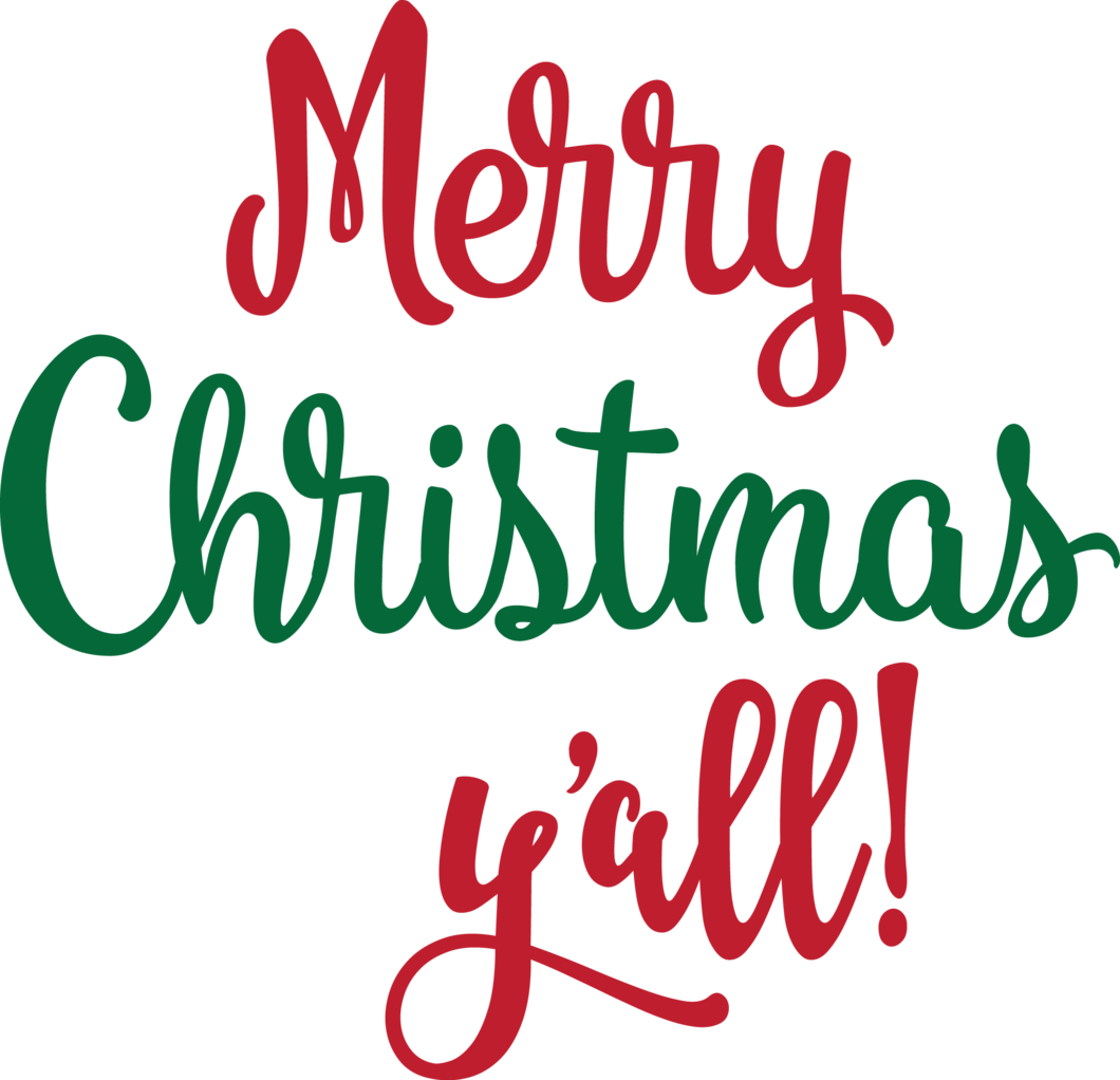 Merry Christmas Yall.Merry Christmas Y All